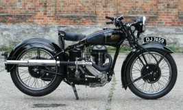 Rudge Special 1937 500cc OHV