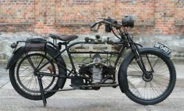 Douglas 2¾hp 350cc 1915