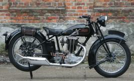 AJS M8 1929