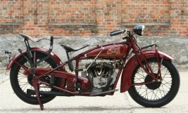 Indian 101 Scout 1928 600cc