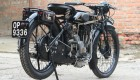 Sunbeam Model9 500cc OHV 1927