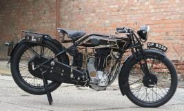 Sunbeam Model9 500cc OHV 1927