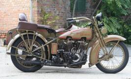 Harley-Davidson IOE Twin 1200cc 1927