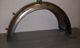 Sunbeam Model 9 első sárvédő