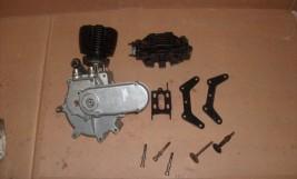 AJS Motorblokk 1928 350cc OHV