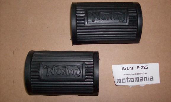 Norton lábtartó gumi