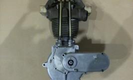 AJS motorblokk 350cc OHV 1928