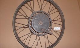 """AJS 1929 Hátsó kerék 20"""""""
