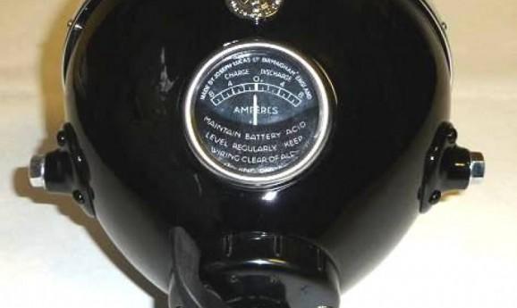 Lucas H52 első lámpa